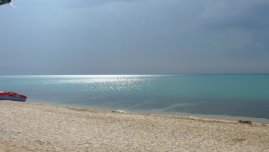 Море в мае