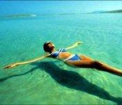 Полезные свойства купания в Черном море