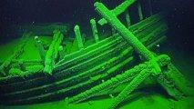 В Черном море были найдены древние реликвии