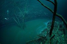 Підводна річка в Чорному морі