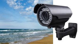 Веб-камера в Залізному Порту. Он-лайн на нашому сайті.