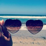 Вибираємо сонцезахисні окуляри для відпочинку на пляжі