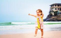 Відпочинок на морі з дітьми: дитина перший раз їде на море