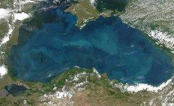Про Чорне море в цифрах