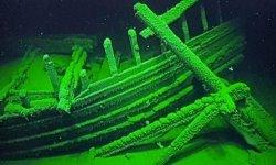 У Чорному морі були знайдені стародавні реліквії